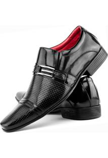 Sapato Social Art Shoes Balbian Preto