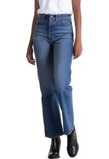 Calça Jeans Levis Ribcage Full Length - 27X32