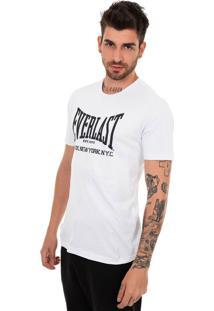 Camiseta Everlast Bronx Branco
