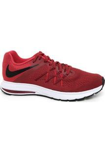 Tênis Nike Masculino 831561 Zoom Winflo 3 Dark Cayenne Black