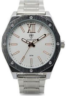 59e748e5d Relógios Branco Natacao masculino | Moda Sem Censura