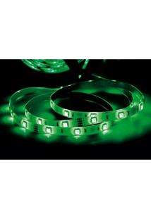 Fita Led 2,5W 30 Leds/Metro 5M Luz Verde Taschibra Bivolt