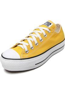 Tãªnis Converse Chuck Taylor All Star Amarelo - Amarelo - Feminino - Dafiti