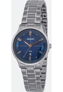 Relógio Feminino Orient Fbss1115 D2Sx Analógico 5Atm