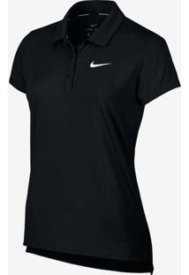 8ae526f938eb2 ... Camisa Polo Nike Court Pure Feminina