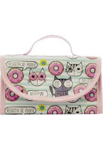 Necessaire Rocambole - Coleção Donuts - Mood