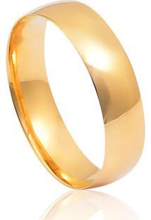Aliança De Casamento Em Ouro 18K 4,2Mm