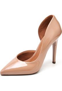 Sapato Scarpin Verniz Gisela Costa - Feminino - Dafiti