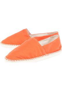 Alpargata Dafiti Shoes Lisa Laranja