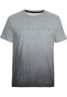 Camiseta Quiksilver Clean - Masculino