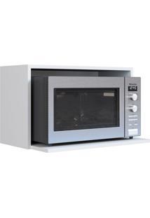 Nicho Retangular Para Cozinha Funcionale Branco