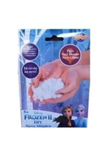 Frozen 2 Disney - Kit Faça Sua Neve - Toyng