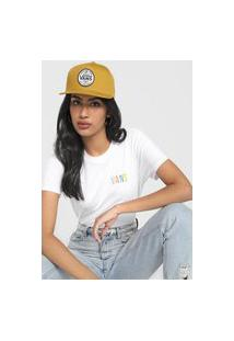 Camiseta Vans Bless Echo Branca