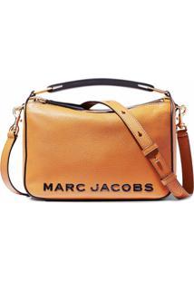 Marc Jacobs Bolsa The Box 23 - Laranja