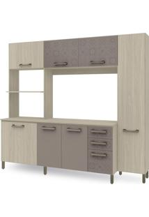 Cozinha Compacta E780 Sense Kappesberg 7 Portas