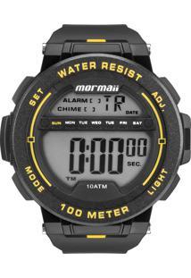e4e0bc7f1773a Eclock. Relógio Digital Masculino Technos Mormaii Clock Casual Fivela Wave  ...