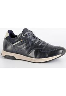 Tênis Masculino Casual Sneaker Iron West Coast 185102Cp