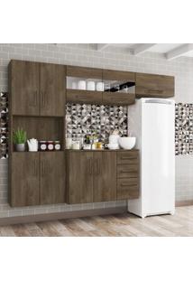 Cozinha Compacta Suspensa 4 Peças Melissa Belaflex