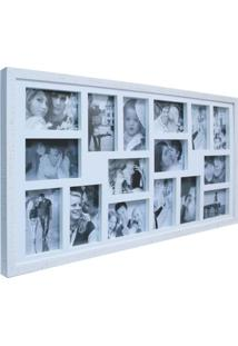 Painel De Fotos Bee Collection 43X83 Rustics 16 Fotos 10X15 Kapos