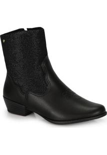 Ankle Boots Infantil Pampili Texana