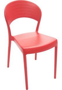 Cadeira Sissi Vermelho