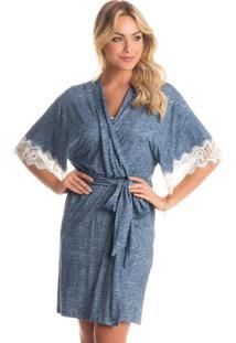 Robe Basalto Azul Jeans/G
