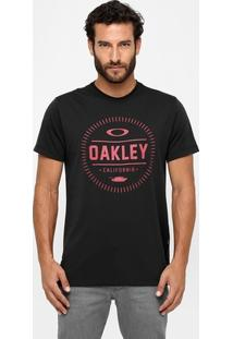 Camiseta Oakley Mod Tank Panel Tee - Masculino