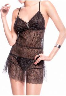 68ff75c0d Le Lingerie. Camisola Feminista Belles