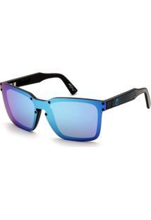 Óculos De Sol Dragon Mansfield 3 Mick Fanning Preto/Azul