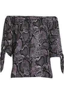 Blusa Ciganinha Cobra Feminina Ct