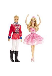 Bonecas Barbie - Casal Quebra-Nozes - Mattel
