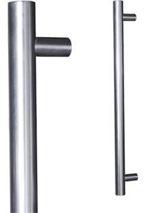 Puxador Para Porta Em Alumínio Concept Pca05 60Cm Polido
