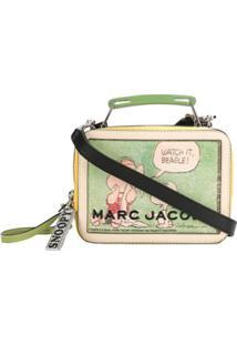 Marc Jacobs Bolsa Box Peanuts - Amarelo