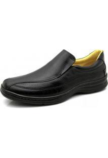Sapato Comfort Doctor Shoes 972904 Preto