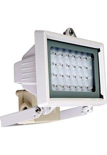 Refletor Holofote Com 28 Leds Brancos - Dni 6045