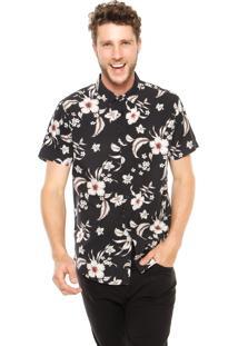 Camisa Sommer Straight Preta