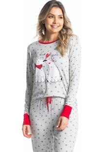 Pijama Longo Bear