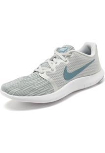 Tênis Nike Wmns Nike Flex Contact Cinza/Azul