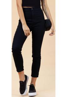 Calça Jeans London Preta