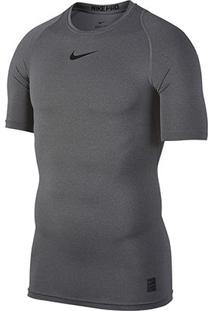 Camiseta Compressão Nike Pro Masculina - Masculino