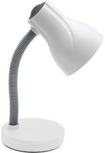 Luminária De Mesa Spiralle - Startec - Branco