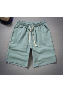 Short Masculino Basic - Verde