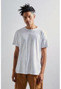 Camiseta Reserva Basica Leve Masculino - Masculino-Branco
