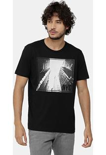 Camiseta M. Officer Nyc - Masculino