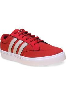 Tenis Masc Adidas H68224 Gvp Culture Vermelho/Branco
