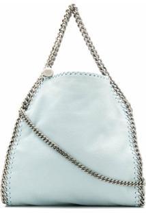 Stella Mccartney Bolsa Tote Falabella Mini - Azul