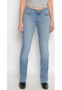 Jeans 715™ Bootcut Com Bigodes- Azul Clarolevis