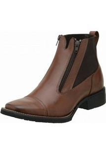 Bota Stevan Boots Panama - Masculino-Café