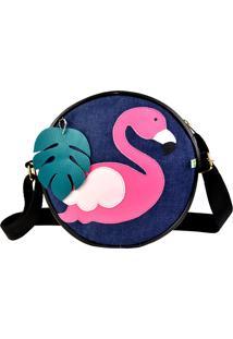 Bolsa Flamingo Jeans Mumagi