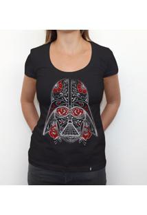 Darto Vader - Camiseta Clássica Feminina